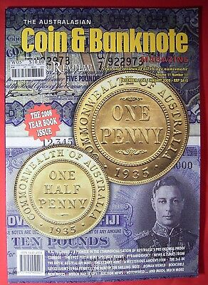 The Australian - Coin & Banknote Magazine - Double Issue - Dec 2008/Jan 2009