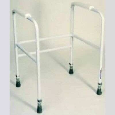 NEW Toilet Safety Frame Free Standing Home Health Care Equipment