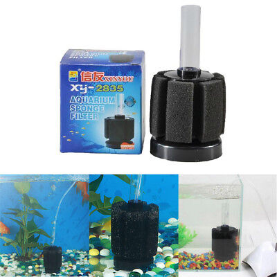 Bio Foam Sponge Internal Filter Aquarium Fish Tank Breeding Small Fry Filtration