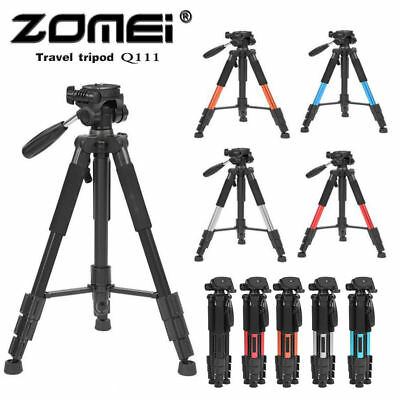 ZOMEI Q111 Professional Foldable Travel Tripod & Pan Head For Nikon Canon Camera