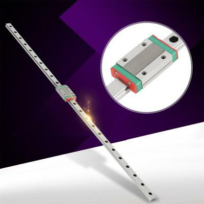 MGN12H 600mm Linear Guide Rail Slide Carriage CNC Router with Sliding Block ark