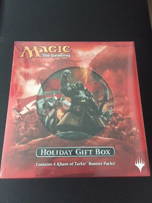 Magic the Gathering Holiday Gift Box Khans of Tarkir - neu - OVP
