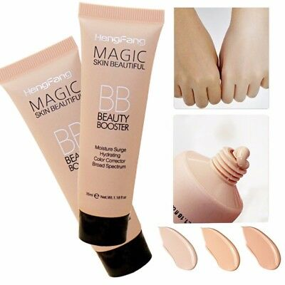 BB Cream Long Lasting Concealer Blemish Waterproof Whitening Makeup Cream XW2F
