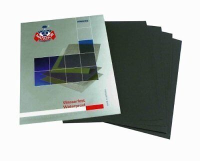 Wet and Dry Sandpaper Mixed Grits - 3000 / 5000 / 7000 - 6 sheets 2 per (f3a)