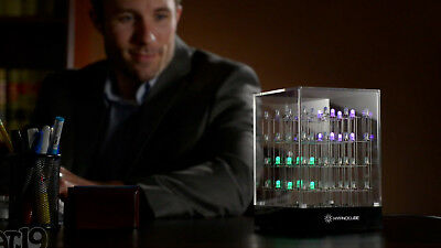 SALE-HOT*******Hypnocube 4 Cube, Animated Light Sculpture*****