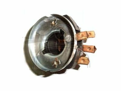 Lambretta Li Headlight Headlamp Bulb Holder Socket @aud
