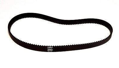 Round Rubber Timing Belt 2GT 6mm 200/280/400/852/1350mm for Pulley 3D Printer YS
