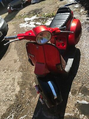 VESPA T5 (125) Ultra Low mileage CLASSIC SCOOTER