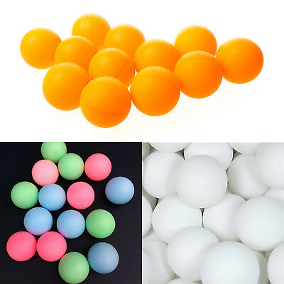 10PCS Table Tennis Ping Pong Ball Beer Pong Lucky Dip Game Lottery Wholesale Fin