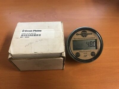 New Great Plains 1006NT Acre Meter