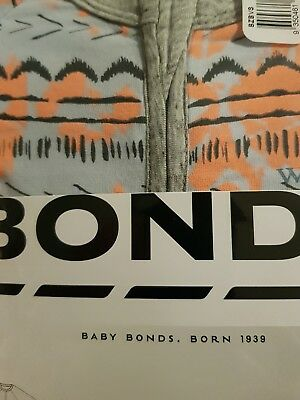BRAND NEW Bonds wondersuit Size 0