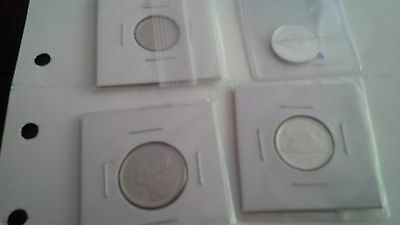 WOW.. Only 20k of Each.Silver Canada 25  , 10 And 2X 2012 5 Cent Coins