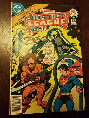 Justice League of America (1960) 150 - Fine - Giant size