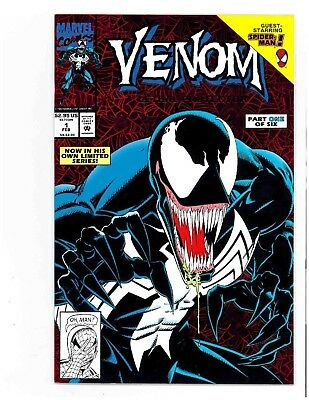Venom Lethal Protector # 1 Nm+ First Appearance Of Venom In Solo Series!