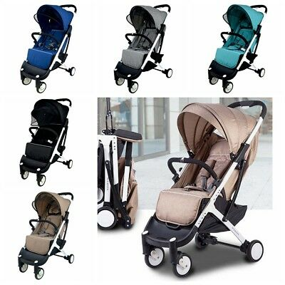 YOYAplus A09 Foldable Portable Baby Stroller 0-36 Month One Button To Storage
