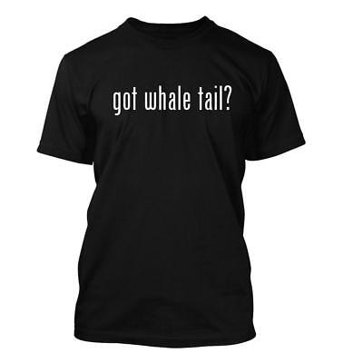 got whale tail? - Funny Men's Hanes T-Shirt