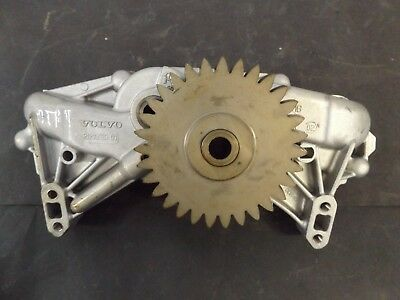 Volvo Oil Pump New Oem D13 20824908 21293523