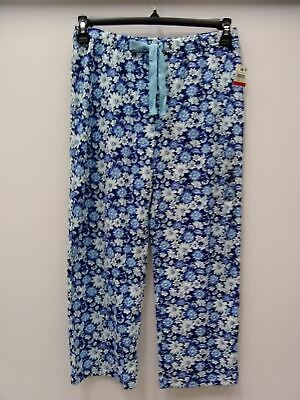 fc94332ea085 CHARTER CLUB PRINTED Cotton Knit Cropped Pajama Pants - Summer ...