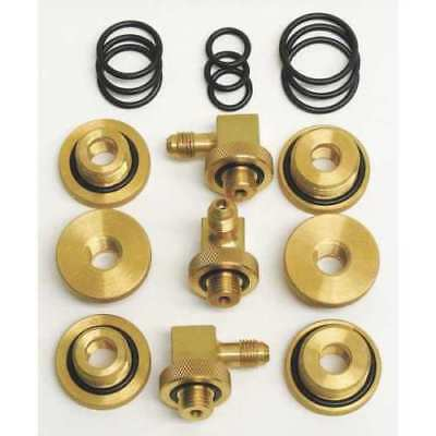MIDWEST INSTRUMENT 110706 Test Cock Adapter Kit