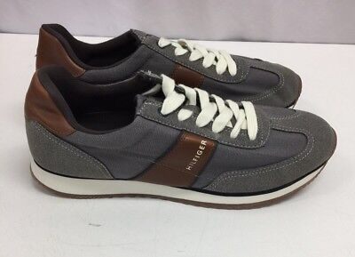 5a181389b MEN S TOMMY HILFIGER Modesto Gray Casual Shoes