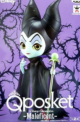 Q posket Disney Characters Normal Color Maleficent / Beauty and the Beast