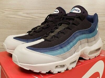 NIKE AIR MAX 95 Stash Harbor Blue Varsity 2006 Size 11 Rare