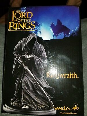 The lord of the rings statue