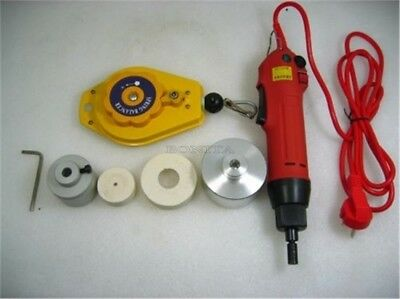 Hand Held Good Quality Electric Bottle Capping Machine Hottest! vk