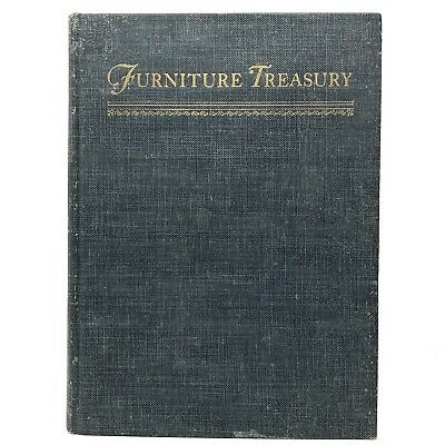 Vtg 1948 ANTIQUE FURNITURE TREASURY Vol 2 WALLACE NUTTING Hardcover