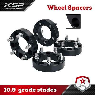 "4PCS For Jeep Wheel Spacers Adapters 2"" 5x4.5 Wrangler TJ YJ XJ KJ KK ZJ MJ Ford"