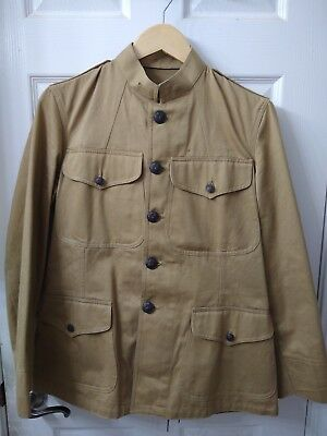 Reproduction Summer WWI US Army uniform