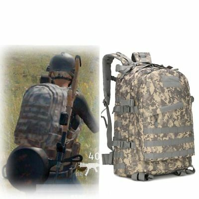 Survival Rucksack Level 3 Pack Bergsteigen Schulter Camouflage Waterproof 3D Pac