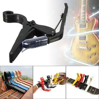 BK Guitar Capo Key Clamp Quick Change Tune Trigger For Acoustic Electric Classic