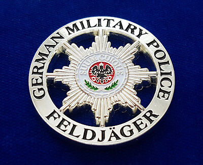 Feldjäger Commanders Coin # Militärpolizei # MP # Military Police