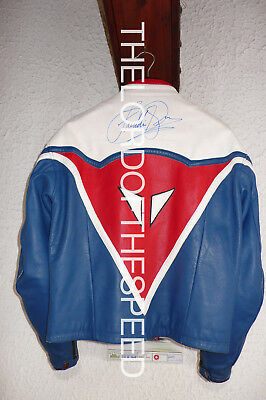 Dainese Jacket Spencer Signed Freddie Spencer Dainese Leather Suit Dainese Honda