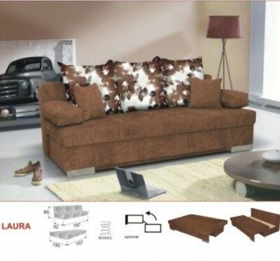 New High Quality Sofa Bed With Storage Laura Amk Furniture Polskie