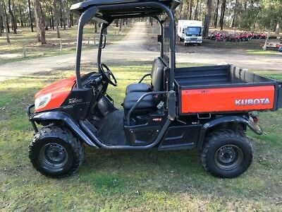 kubota RTVX900 Side by Side