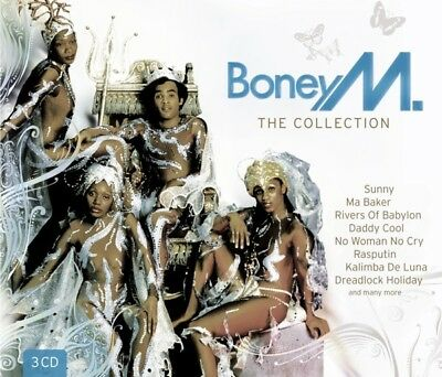 Boney M. - The Collection 3CD NEU & OVP ( Best Of / Greatest Hits )