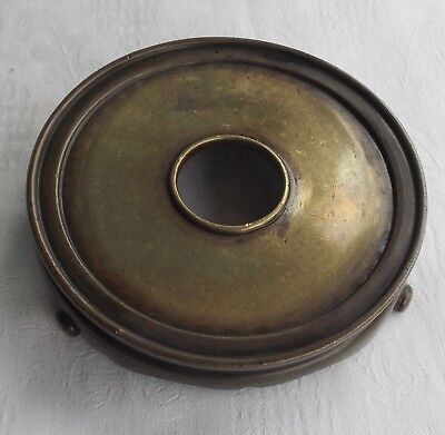 Chinese Bronze Vase Or Bowl Stand