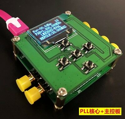 LMX2582 20mhz-5.5GHZ Low Phase Noise, Wideband, Internally Integrated VCO Phase