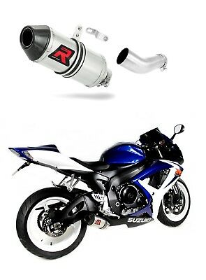 Escape silenciador exhaust DOMINATOR HP3 GSX-R GSXR 600 K6 K7 06-07 + DB KILLER