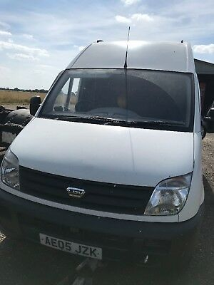 LDV Maxus LWB High roof 120hp van