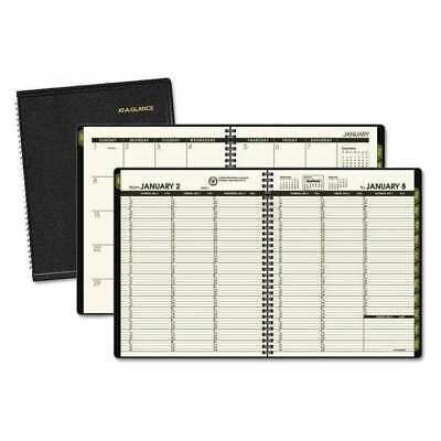 """Appointment Book,6-7/8 x 8"""" AT-A-GLANCE 70951G0513"""