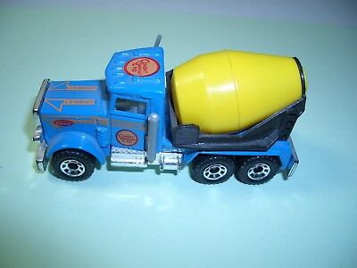 NR7#230618 MATCHBOX 1:80 Betonmicher  Peterbilt 1981