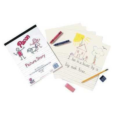 PACON 2423 Paper,Picture Story,White,PK500
