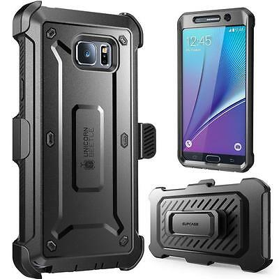 For Samsung Galaxy Note 5, SUPCASE UBPro Full Body Heavy Duty Bumper Case Cover