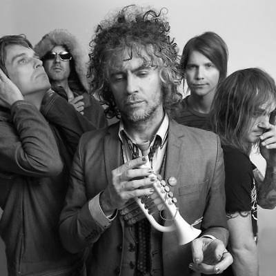 """MX16133 The Flaming Lips - American Alternative rock Music Star 14""""x14"""" Poster"""