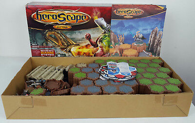 Heroscape Rise of the Valkyrie Master Set Board Game System Milton Bradley 2004
