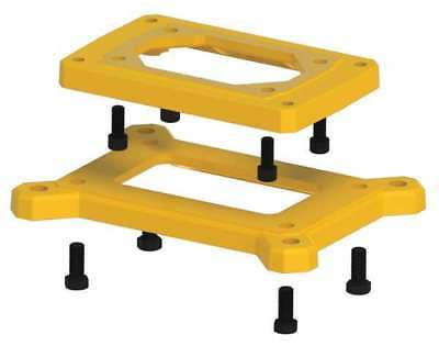 Mounting Base,T,6.00 In.,For HERA75