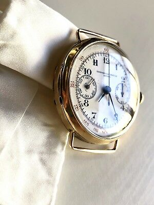 Universal Geneve. Universal Watch Extra Chronograph Mono Pusher. Very very rare.